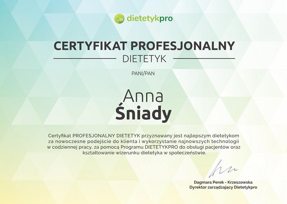 Certyfikat-A-Sniady